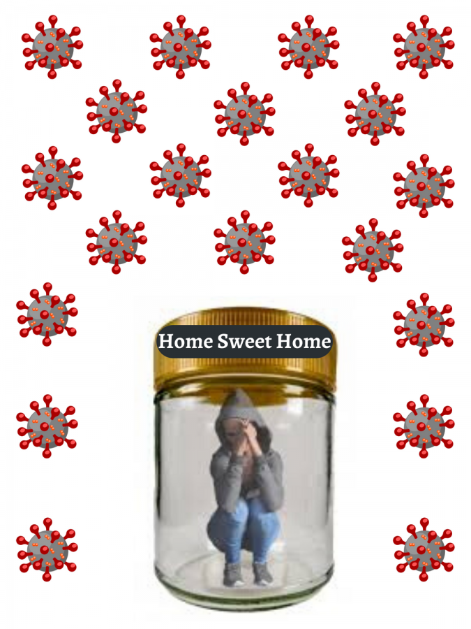 "For many, ""home, sweet home"" doesn"