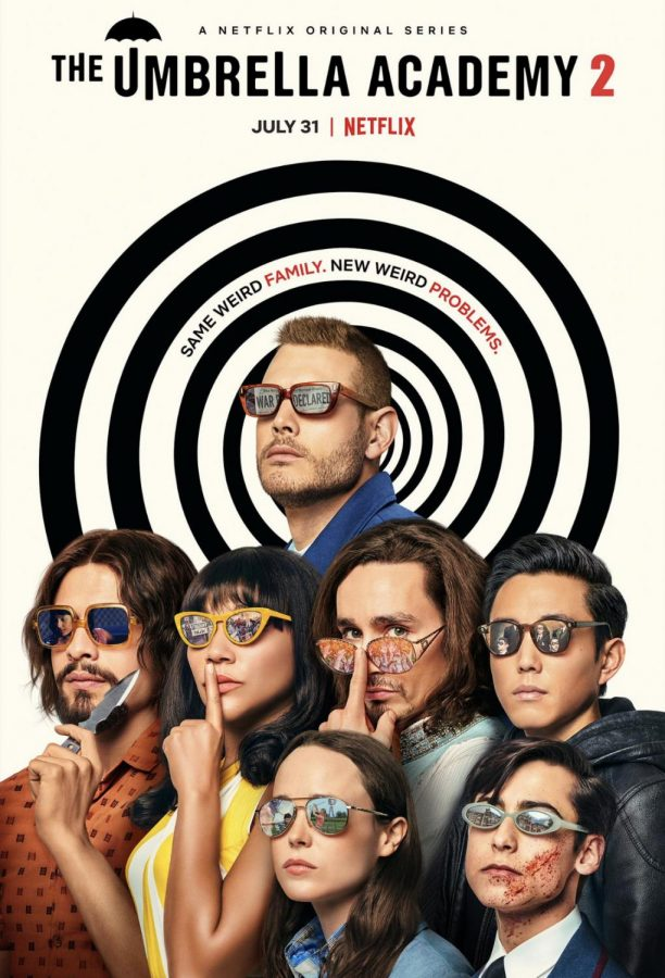 The second season of the popular and acclaimed show The Umbrella Academy released on July 31 on Netflix.