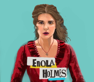 """Enola Holmes"" crushes sexist gender expectations with a powerful, teenage female protagonist."