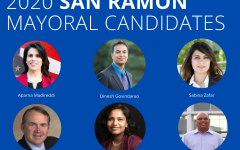 Six candidates are running for the position of San Ramon Mayor.