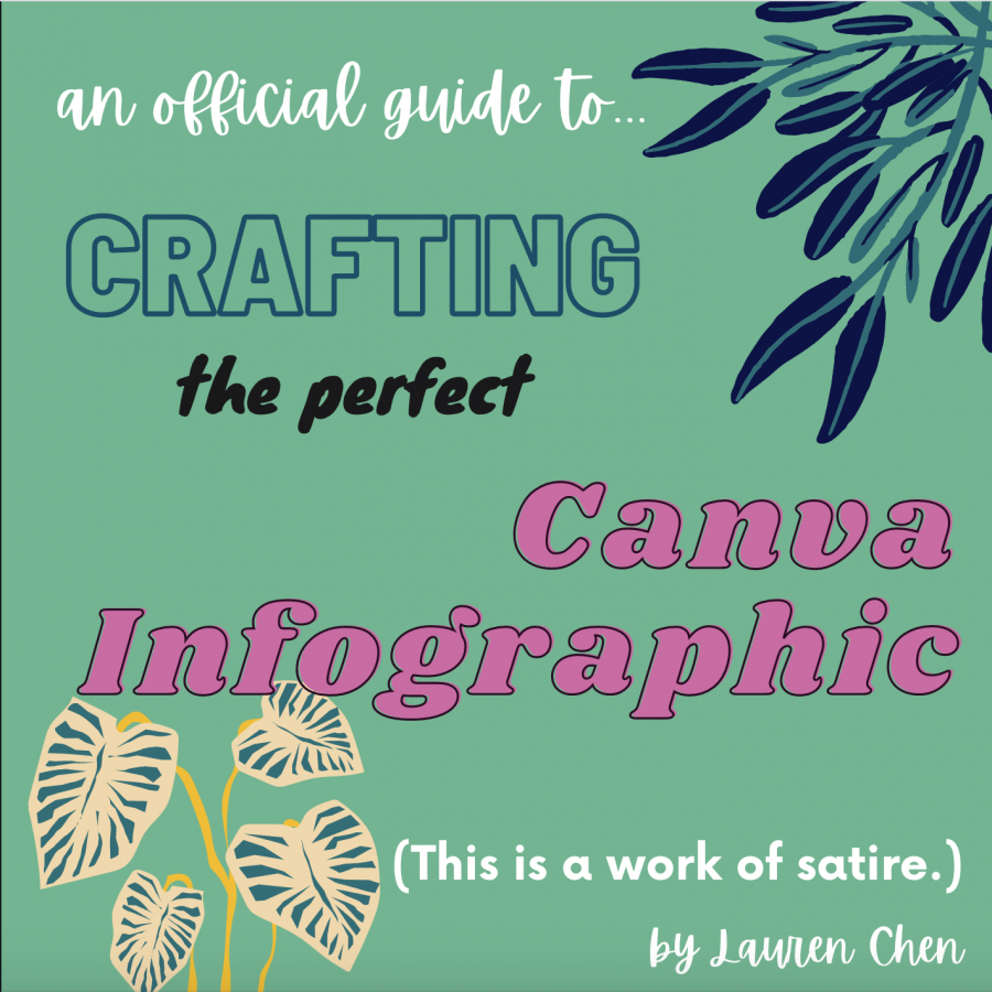 Crafting the perfect Canva infographic