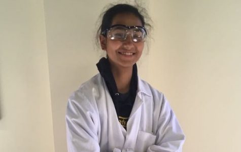 """I call myself a bio nerd…and I'm a woman scientist"""