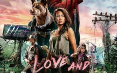 Dylan OBrien stars as Joel Dawson in this apocalyptic romance with great comedic timing as usual.