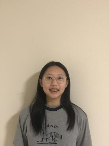 Photo of Carina Liu