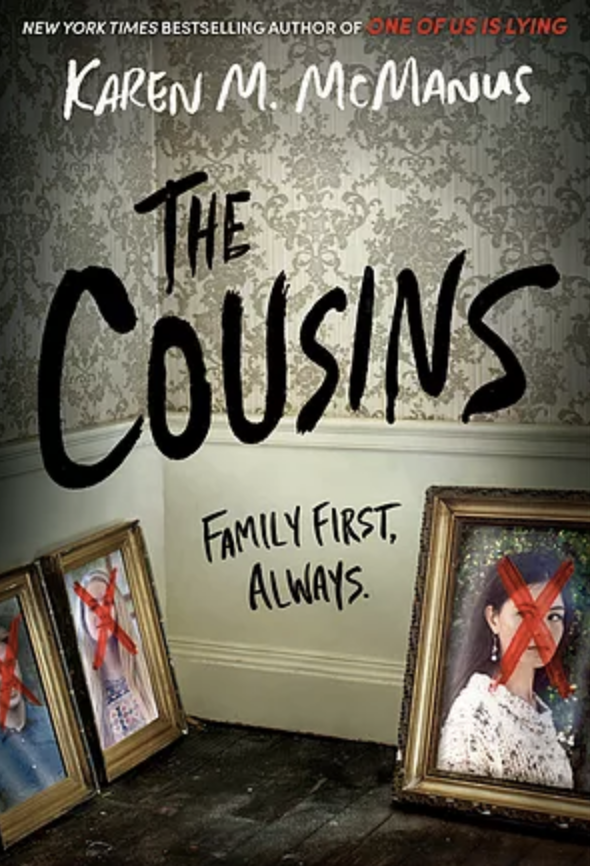 The Cousins lacked in a central plot, deviating from the McManus mystery standard that made her previous books so enticing.
