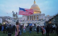 The U.S. Capitol was stormed by a mob of pro-Trump rioters on Jan. 6.