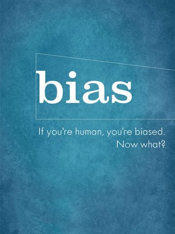 The movie Bias discusses the inevitability of human bias and how it can be identified and addressed