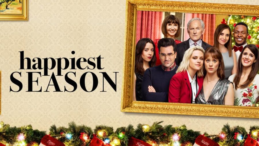Happiest+Season+delivered+a+sub-par+plot+accompanied+by+mediocre+acting+making+the+Hulu-original+an+unnecessary+watch+this+holiday+season.