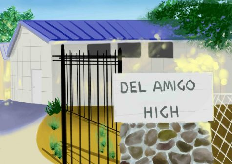 A series of COVID-19 cases at Del Amigo High School, an alternative school in San Ramon, revealed unclear communication and a lack of understanding about how to protect special education students' COVID-19 related needs within SRVUSD.