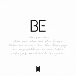 "With extended amounts of creative freedom given to the members, ""BE"" is one of BTS"