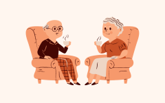 Navigation to Story: How COVID is affecting socialising at senior living facilities