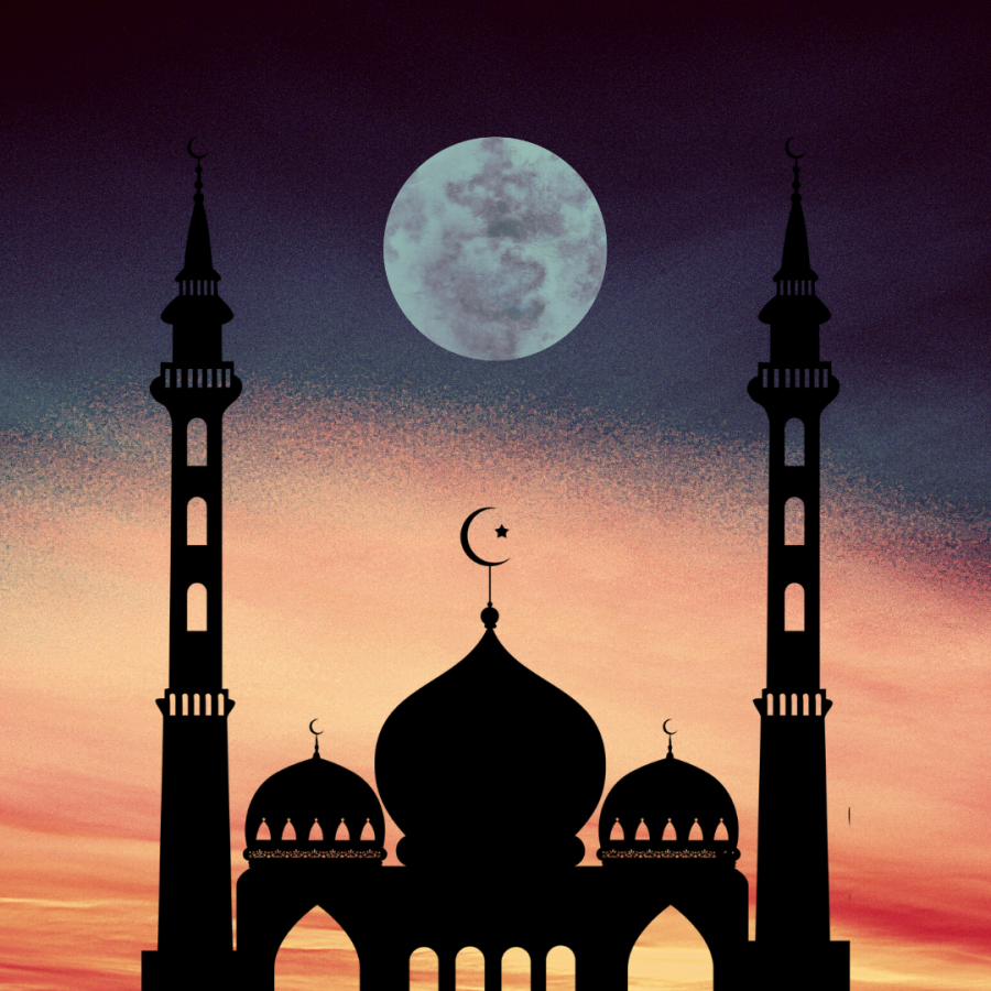 The holy month Ramadan  is celebrated by over 1.6 billion muslims every year