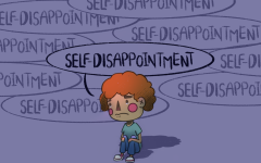 Navigation to Story: Self disappointment plants a never-ending cycle in freshmen's minds