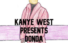 Amid controversy, Kanye West releases his highly anticipated tenth studio album, Donda.