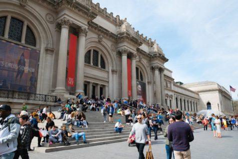 The Metropolitan Museum of Art hosts fashions biggest night: The Met Gala