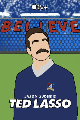 Ted Lasso encourages viewers to believe by showing the importance of staying hopeful despite adversities and consistently being kind