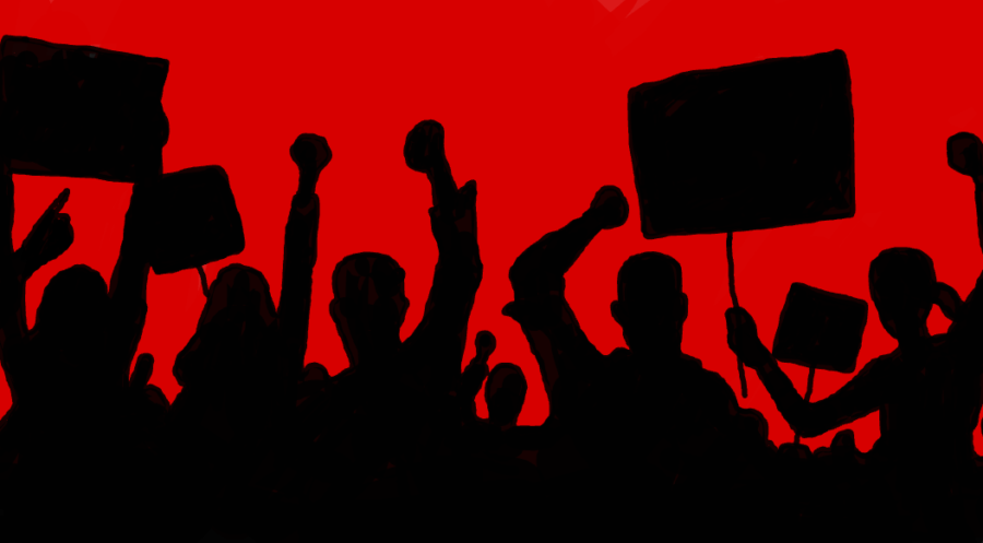 many people resort to riots and violence as a mechanism for change
